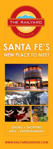 Visit the Santa Fe Railyard