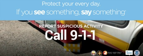 If You See Something, Say Something - Take the Challenge!